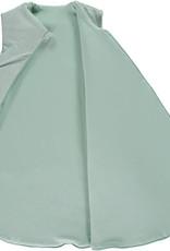 Nobodinoz Slaapzak turquoise met witte stippen