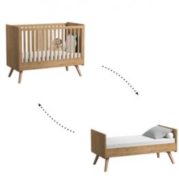 Vox VINTAGE Cot Bed 140x70 cm