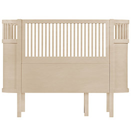 Sebra Kili Baby en Junior Bed Wooden Edition (Incl matras)