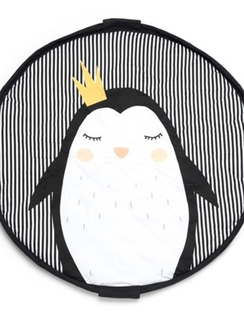 Play&Go zachte speelmat pinguin