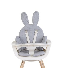 Childhome Stoelkussen evolu 2 rabbit grey