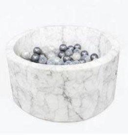 Misioo Marmer ballenbad ( exclusief ballen )