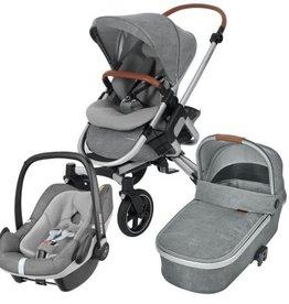 Maxi cosi Pakketprijs Nova 4 - draagmand Oria - Pebble plus Nomad grey