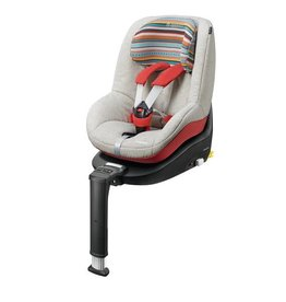 Maxi cosi 2 way Pearl Folkloric Red
