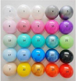 Misioo Set van 200 ballen ( kleur 1, 3, 4, 5, 6)