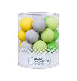 La Case De Cousin Outdoor cotton ballen