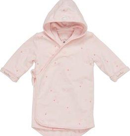 Koeka Badjas Love me Sweet - Old baby pink 74/80