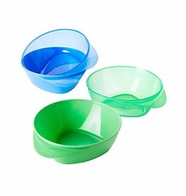 Tommee Tippee Easy scoop 4 feeding bowls