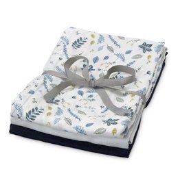 CamCam Tetra doeken 3pack blue