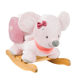 Nattou Schommelpaard Adèle de muis
