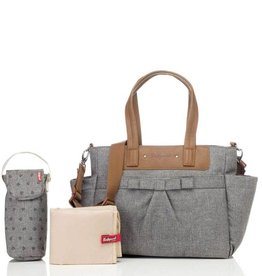 Babymel Luiertas Cara Bloom Grey