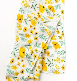 Clementine Kids BUTTERCUP BLOSSOM SWADDLE