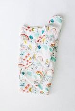 clementine UNICORN LAND SWADDLE
