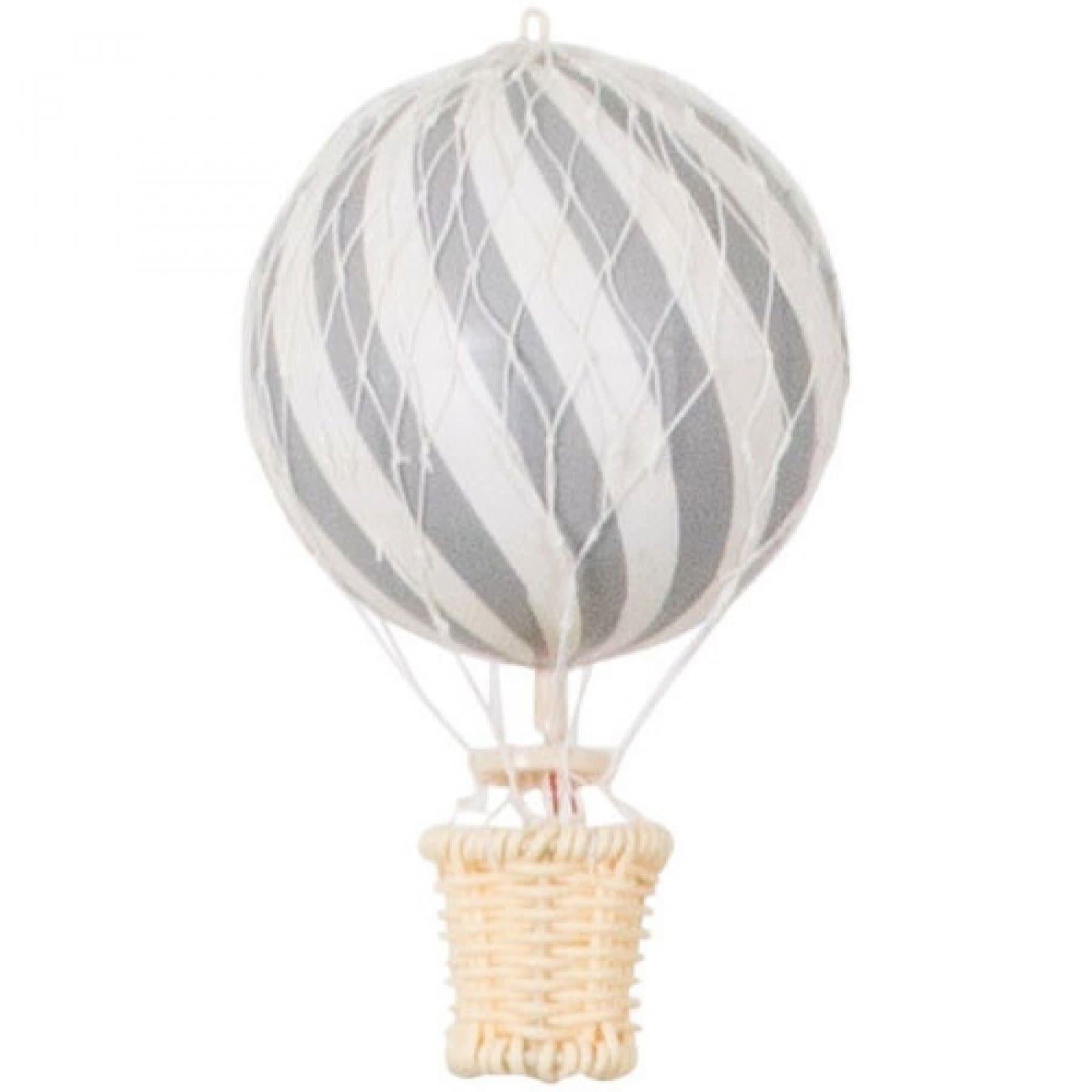 Filibabba Luchtballon lichtgrijs 10cm