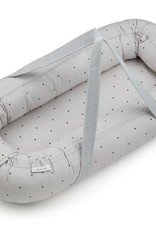Liewood Babynest Dot Dumbo Grey