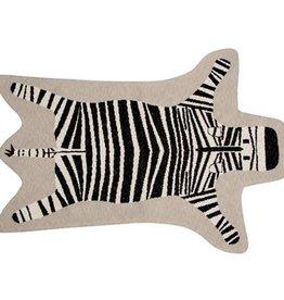 Quax Tapijt tricot zebra (97x132cm)
