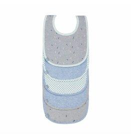 Lassig Value pack slabbers blue bash