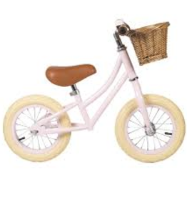 Banwood Balance bike pink