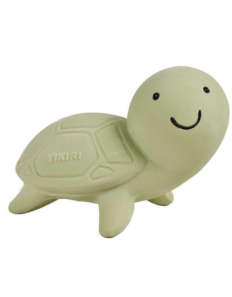 Tikiri Natuurlijk rubber badspeelgoed schildpad
