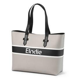 Elodie Details Luiertas saffiano logo tote