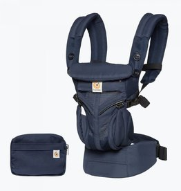 Ergobaby 360-alles-in-één-draagzak  cool air mesh – midnight blue