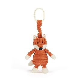 JellyCat Baby Cordy Roy Fox Jitter