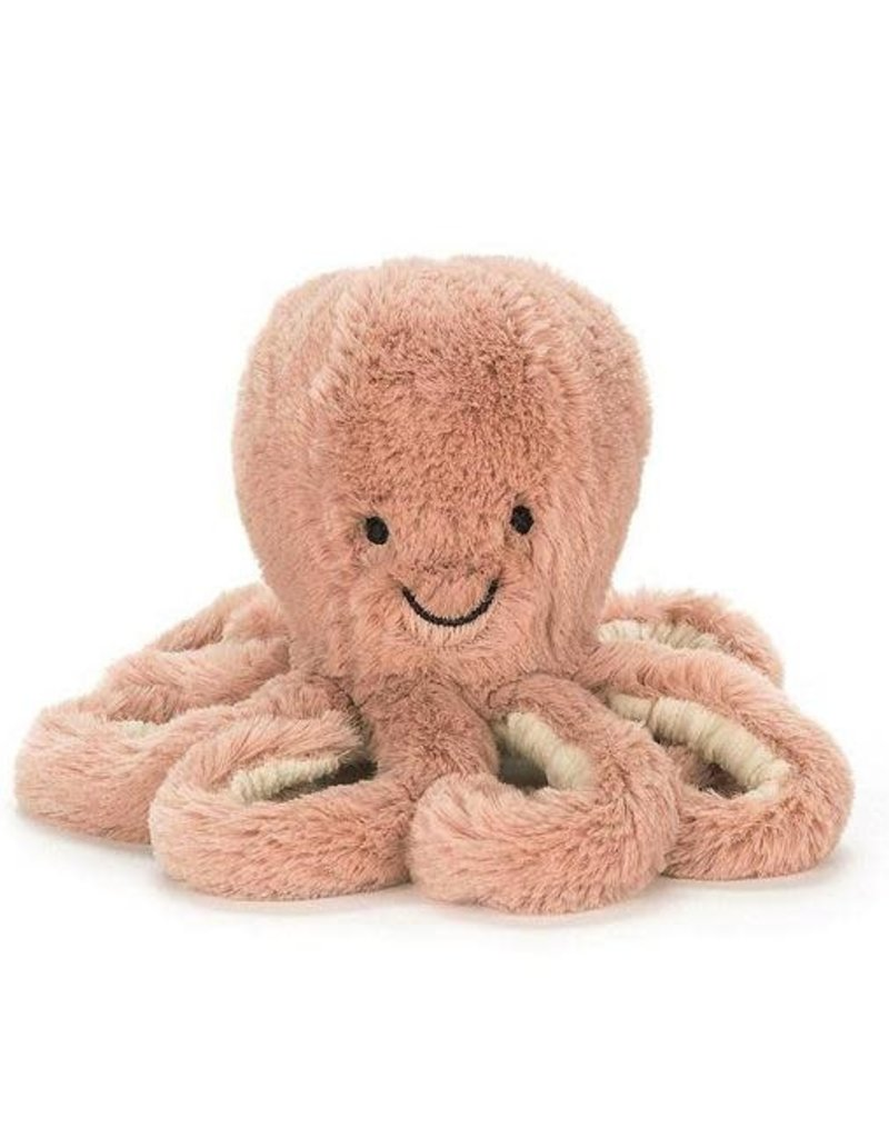 JellyCat Baby Odell Octopus