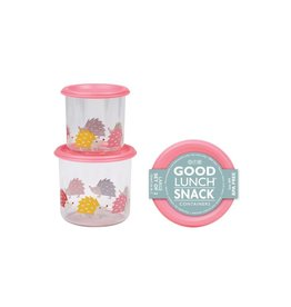 Sugar Boogar Handige set van 2 snackdozen Egel