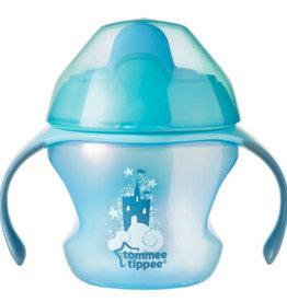 Tommee Tippee Explora first drinkbeker 4m+ blauw