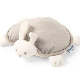 Doomoo Snoogy grey konijn magnetronknuffel