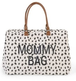 Childhome Mommy bag Canvas Leopard