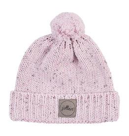 Jollein Confetti Knit Mutsje Vintage Pink 9-18 Mnd