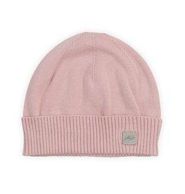 Jollein Muts Pretty Knit Blush Pink - Maand 0/6