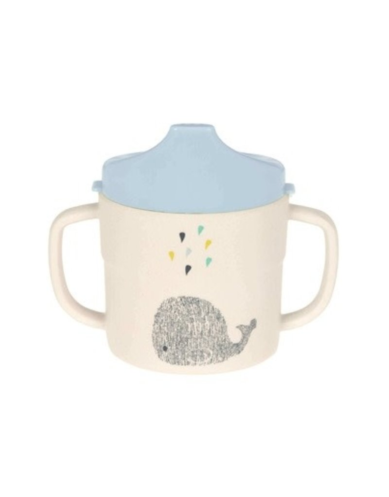 Lassig Sippy cup Little water whale