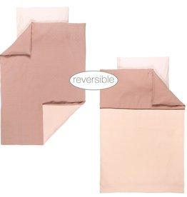 Nattou Pure Pink Dekbedovertrek Bed - 100x140