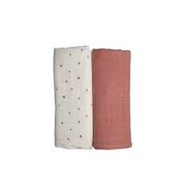 Fabelab Swaddle - Wild Berry - 2 Pack