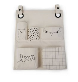 Childhome CANVAS ORGANISER + DESIGNS
