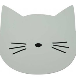 Liewood Placemat aura cat mint