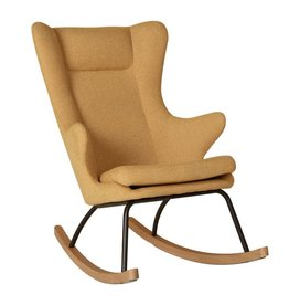 Quax Rocking Adult Chair De Luxe - Saffran