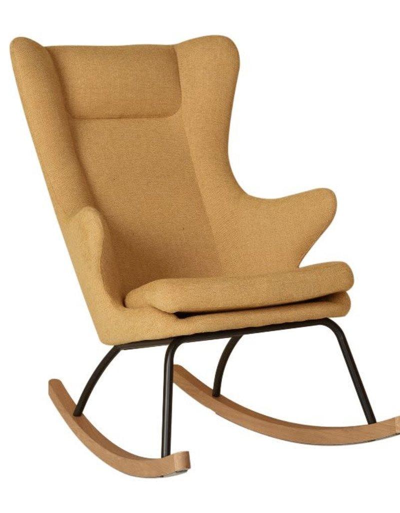 Quax Rocking Adult Chair De Luxe - Saffran