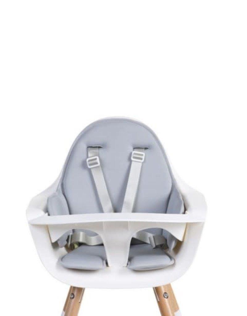 Childhome Evolu stoelkussen neopreen light grey