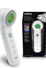 Braun Voorhoofdthermometer