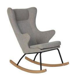 Quax Rocking chair Adult Sand grey