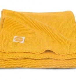 Jollein Deken 100x150cm Basic knit ocher