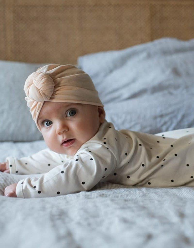 Bonjour Little Turban Beanie Perfect Nude