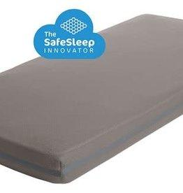 Aerosleep Hoeslaken voor bed grijs B 60 x L 120 cm