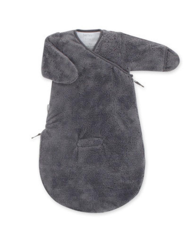 Bemini MAGIC BAG® / 0-3m / donker grijs / softy / tog 2.5 - BMINI94SF