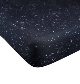 Mies & Co FITTED SHEET TODDLER BED GALAXY PARISIAN NIGHT