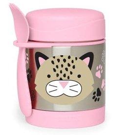 Skip Hop Insulated food jar Leopard
