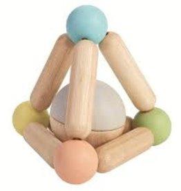 Plan toys PlanLifestyle - Driehoek rammelaar